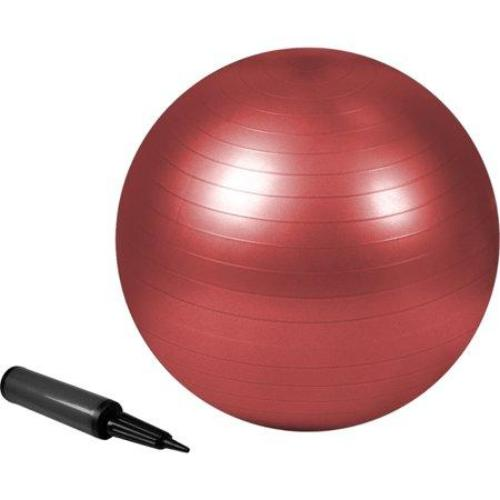 Zenzation 55cm Exercise Ball, Red - all best sales