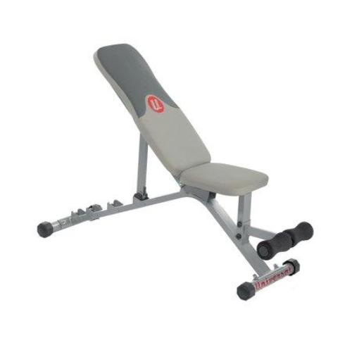 Universal UB300 Adjustable Bench with Five-Position Settings - all best sales