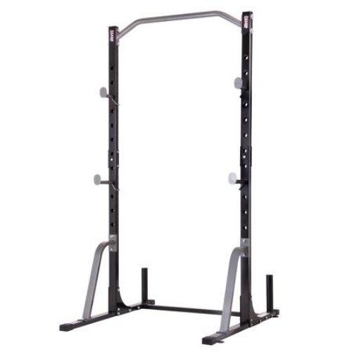 Body Champ PBC530 Power Rack System with Olympic Weight Plate Storage - all best sales
