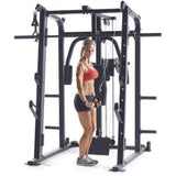 Weider Pro 8500 Smith Cage Strength Trainer - all best sales