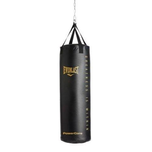80lb Black/Gold Powercore Heavybag - all best sales