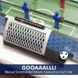 Sport Squad FX40 Compact Arcade Foosball Table Conversion Top, 3.3', Blue, 2ct Soccer Foosballs - all best sales