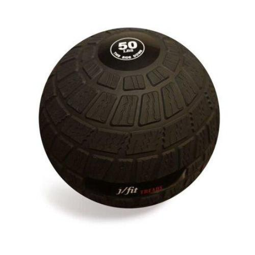 j/fit Dead Weight Treads Slam Ball - 50lb - all best sales
