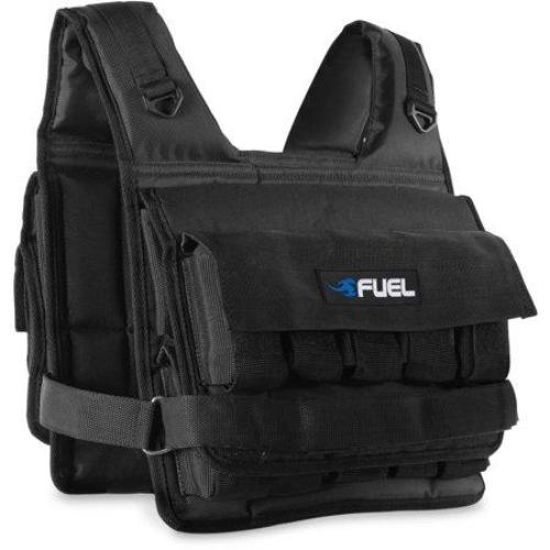 Fuel Pureformance 50 lb Adjustable Weighted Vest, Short - all best sales