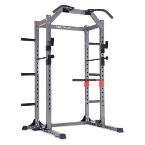 Body Power PBC5380 Deluxe Power Rack Cage System - all best sales