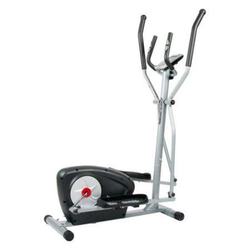 Body Champ BR2895 Magnetic Elliptical Machine Exercise Trainer with Computer Resistance and Programs / Space saving Compact - all best sales