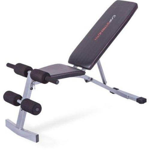 CAP Strength Adjustable FID Bench - all best sales