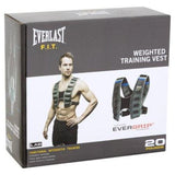 Everlast F.I.T. Weighted Training Vest, 20 lbs - all best sales