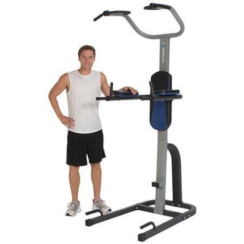 ProGear 275 Extended Capacity Power Tower Fitness Station - all best sales