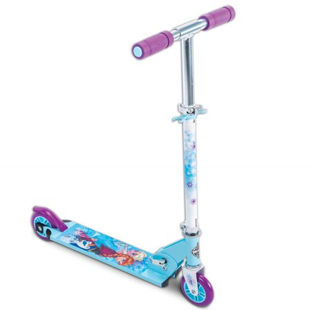 Disney Frozen Girls' 2-Wheel Inline Folding Scooter, by Huffy - all best sales