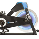 EXERPEUTIC LX 8.5 Bluetooth Smart Technology Indoor Cycling Exercise Bike with Free MyCloudFitness App - all best sales
