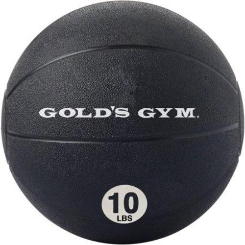 Gold's Gym 10 lb Medicine Ball - all best sales