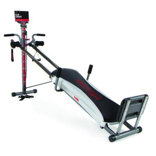 Total Gym 1400 Total Home Gym with Workout DVD - all best sales