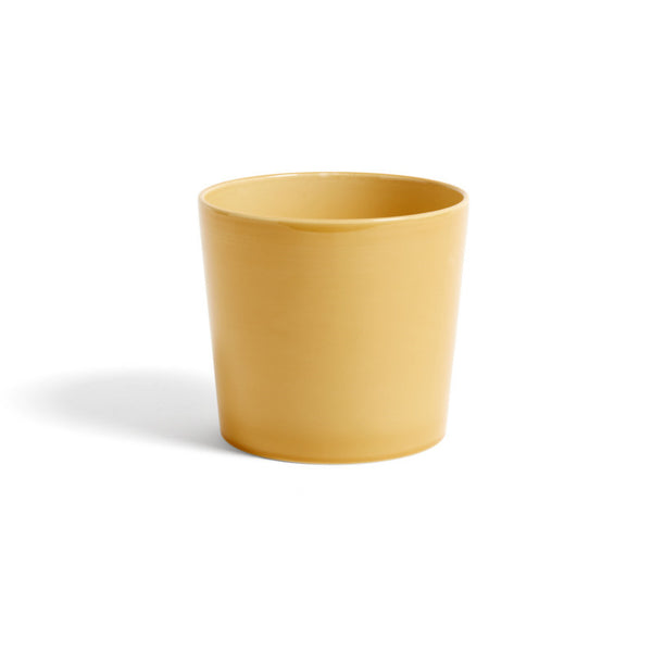 HAY - Botanical Family Pot L, Warm Yellow