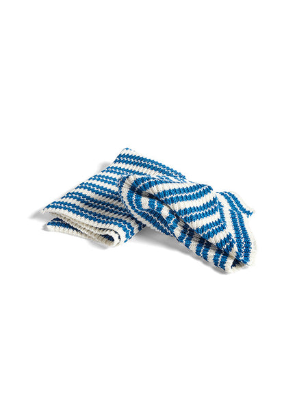 HAY Kitchen Cloth Blue, 2 stk.
