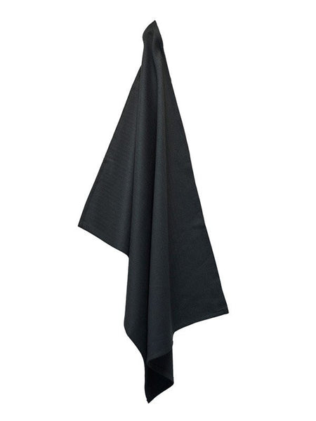 SemiBasic DRY Tea Towel Dark Grey
