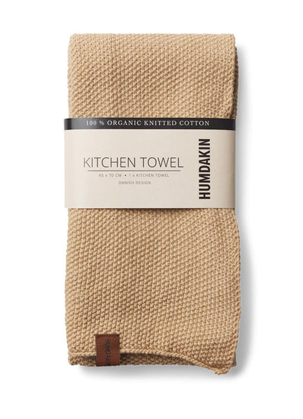 HUMDAKIN Kitchen towel - Sand
