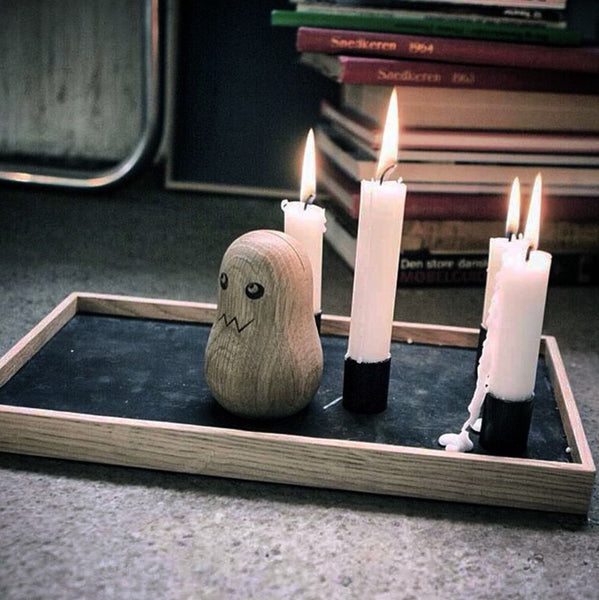 The Oak Men - Candle Tray