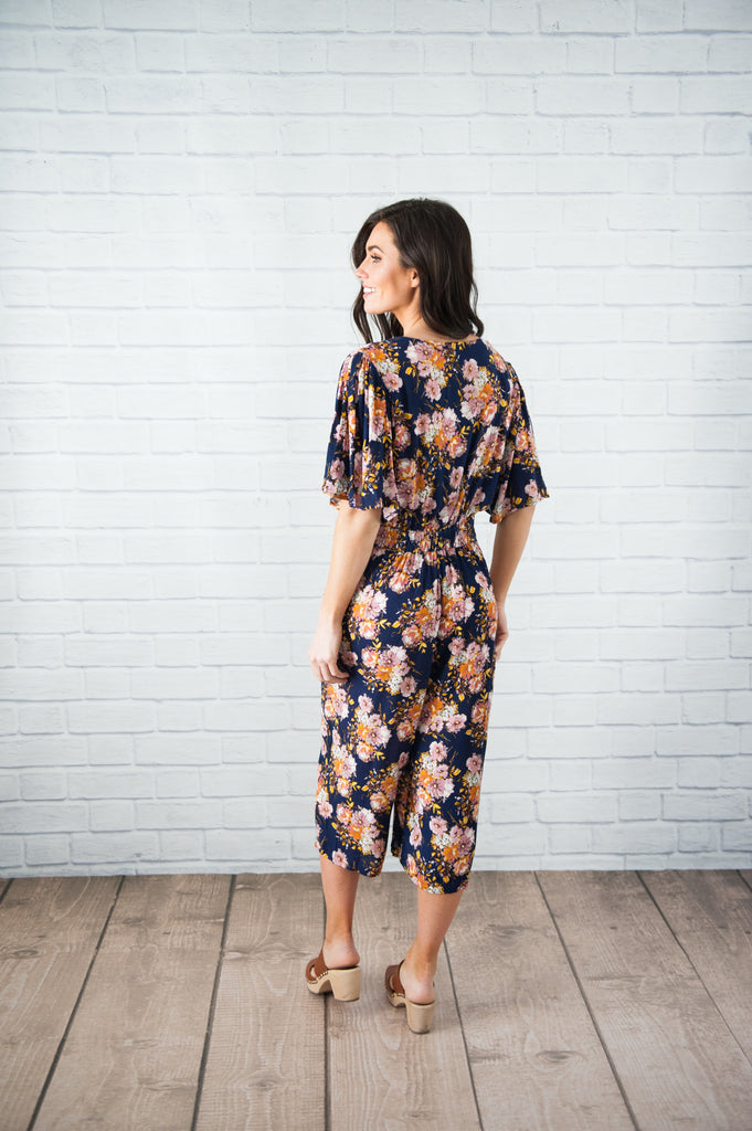 English Garden Jumpsuit