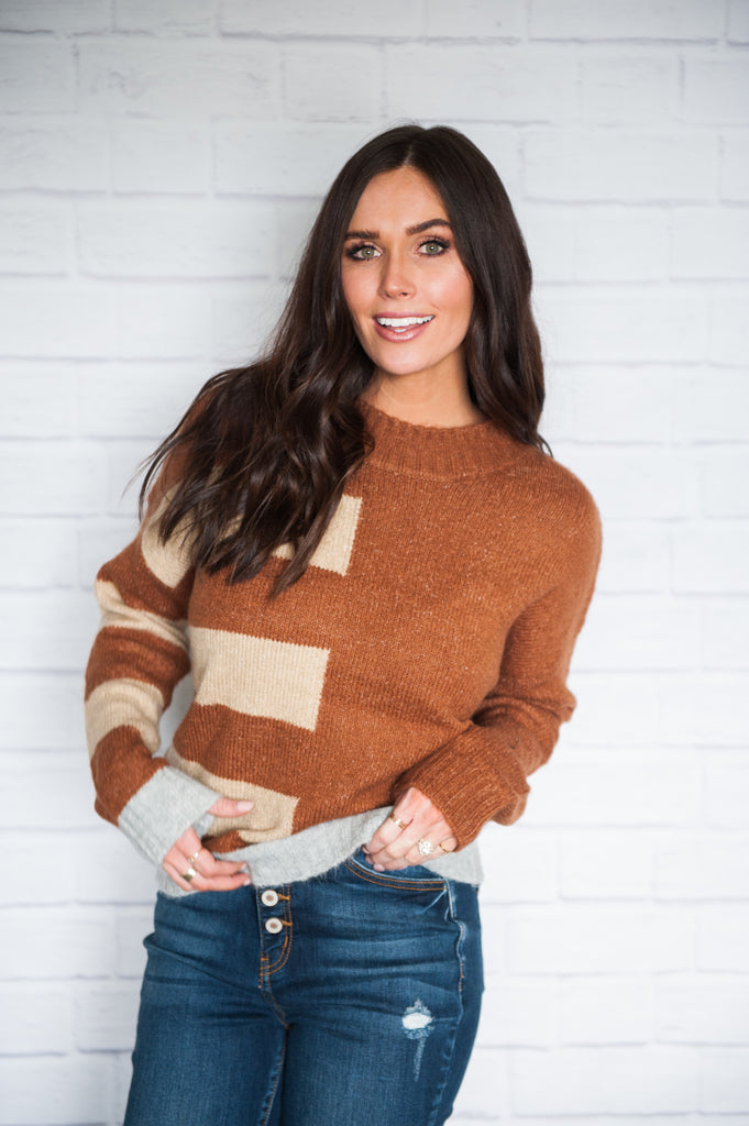 Maxwell Sweater