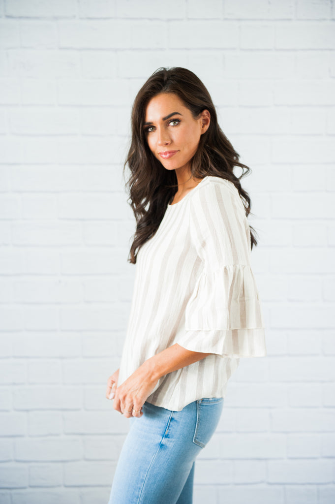 Golden Gate Blouse