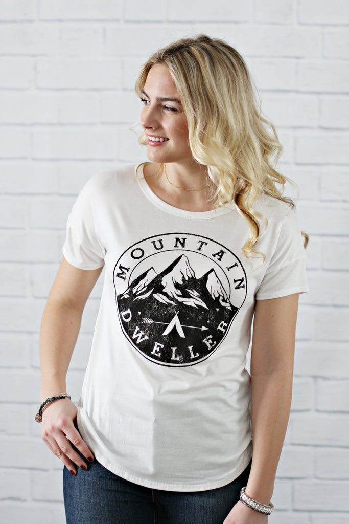 Mountain Dweller Tee