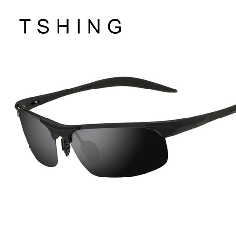 Polarized Sport TAC Lens Day Night Vision Sun Glasses