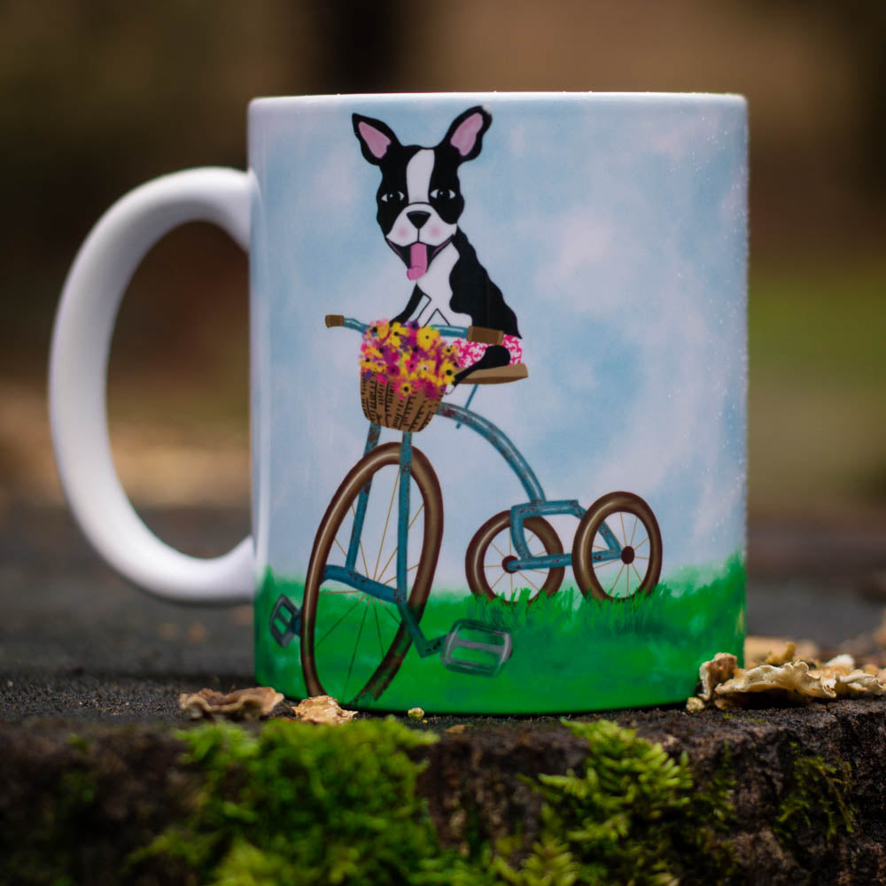 Jessie Bicycle Mug