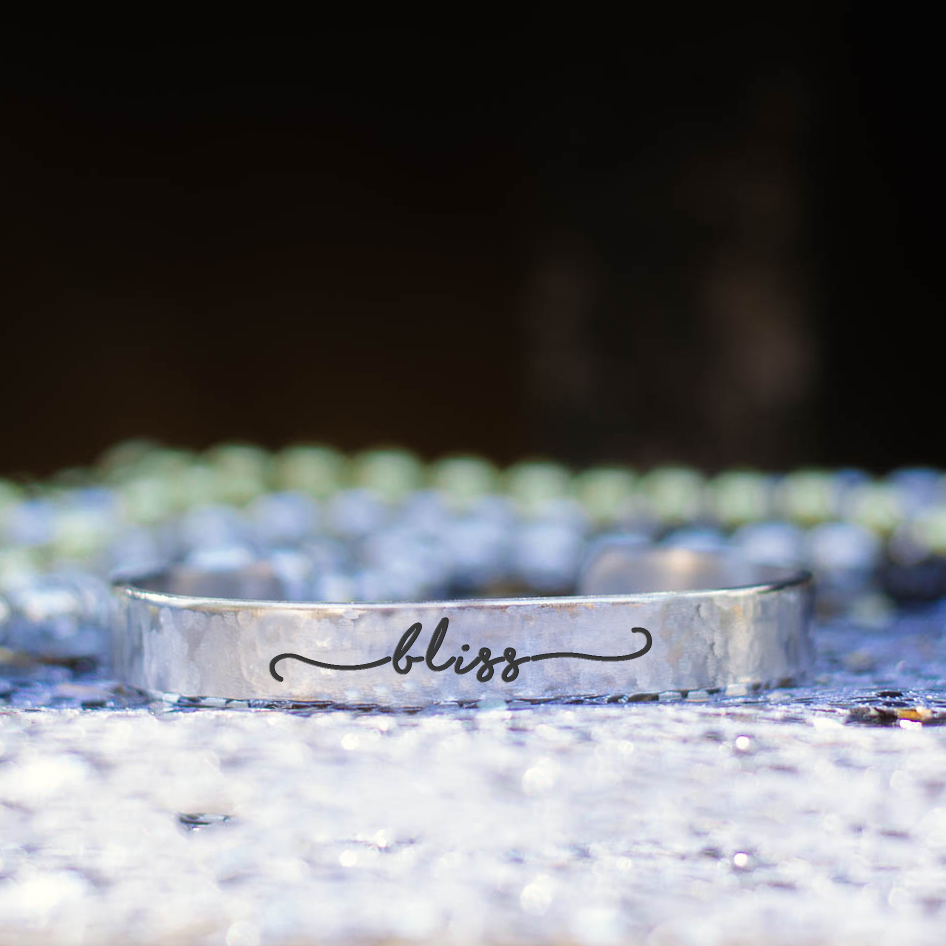 One Word: Bliss Cuff
