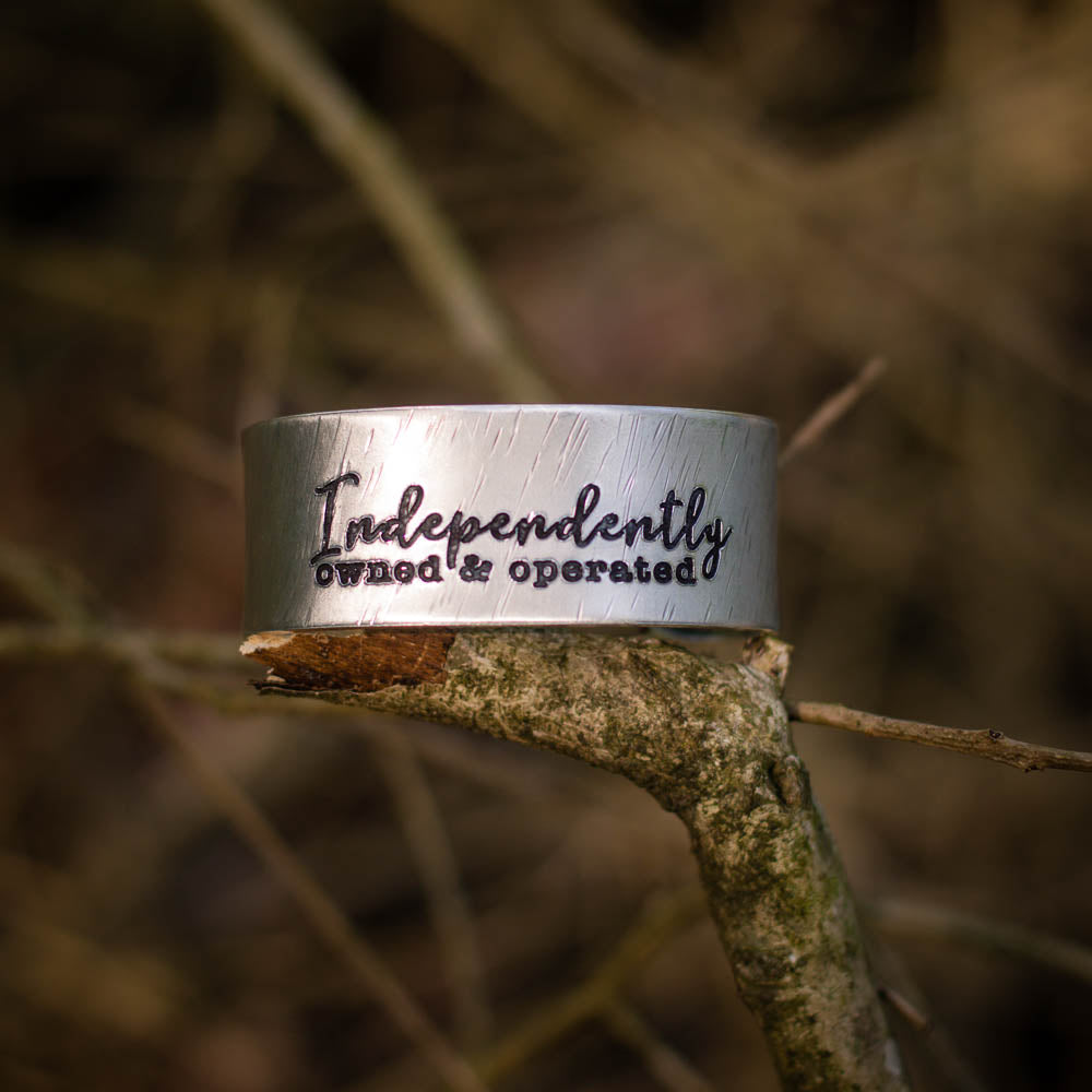 Independently Owned and Operated Cuff