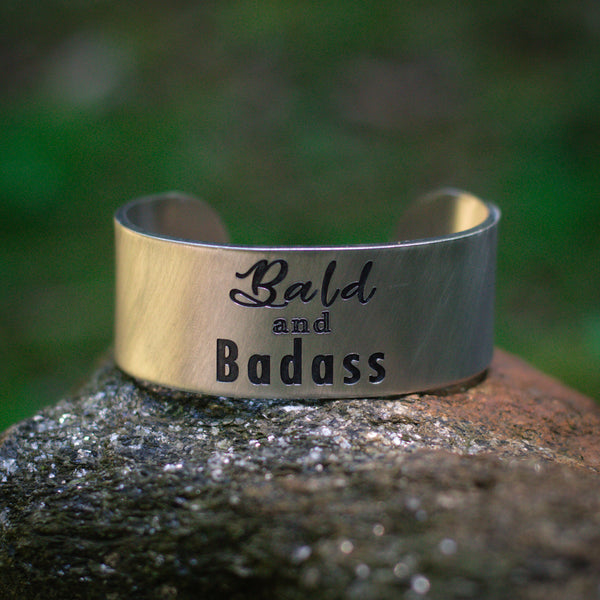 Bald and Badass Cuff