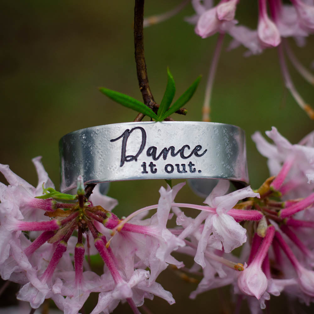 Dance it Out Cuff