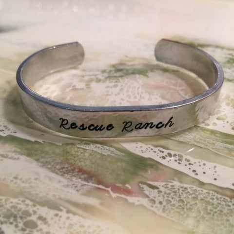Rescue Ranch Cuff