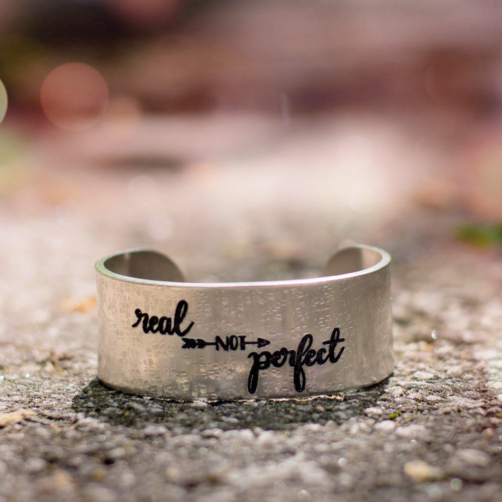 Real Not Perfect Cuff