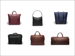 Types of leather bags