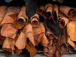 Leather 101: types of leather