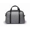 Albatross - Grey Canvas and Black Leather - Quavaro