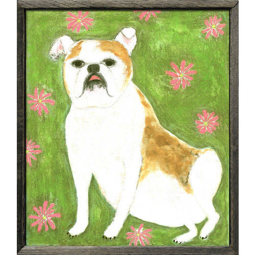 Gorgeous Girl Dog Art Print