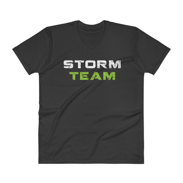 STORM V-Neck Men's T-Shirt