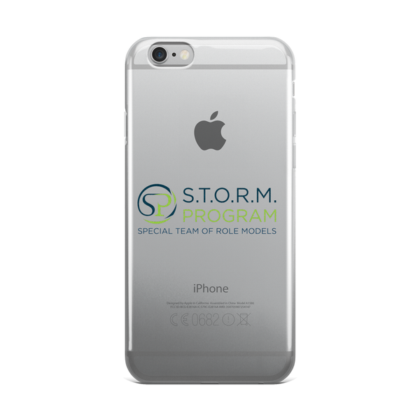STORM iPhone 5/5s/Se, 6/6s, 6/6s Plus Case