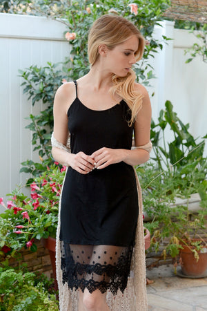 Lace Slip Dress