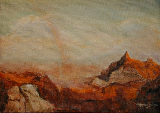 Timeless~Grand Canyon Landscape Giclee on Canvas - Daydreams Studio