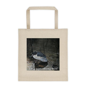 Love something wild~ Tote bag - Daydreams Studio