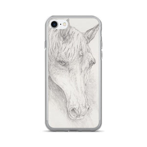 Horse lovers iPhone 7/7 Plus Case - Daydreams Studio