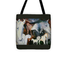 The Dream Horses - Tote Bag - Daydreams Studio
