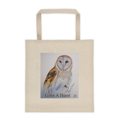 Barn owl Tote bag - Daydreams Studio