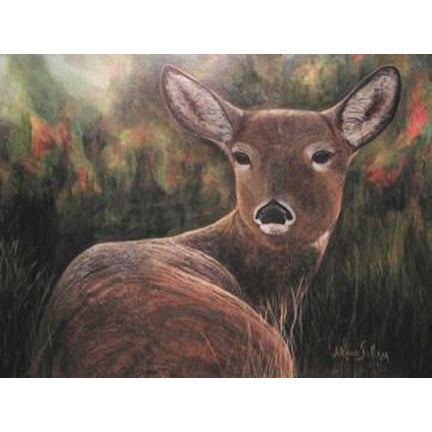 Graceful Lady~White Tail Deer - Daydreams Studio