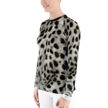 Spots Women's Rash Guard - Daydreams Studio