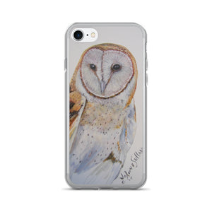Barn owl iPhone 7/7 Plus Case - Daydreams Studio