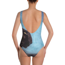 Black Panther One-Piece Swimsuit